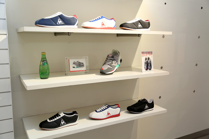 Photo09 - le coq sportif Launch party Supported by SNEAKER SPEAKER Event Recap
