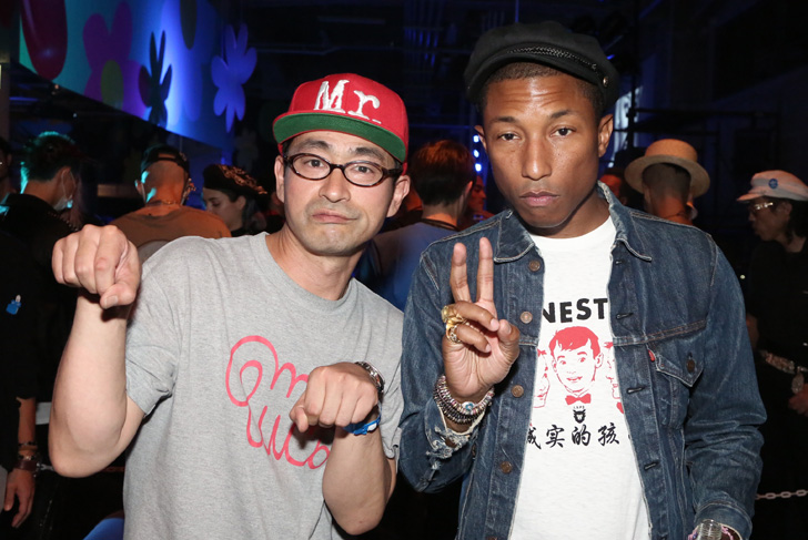 Photo27 - アディダスは、Superstarをテーマに一夜限りのアソビ場を創り出すCELEBRATION PARTY TOKYO by Pharrell Williams & YOONを開催