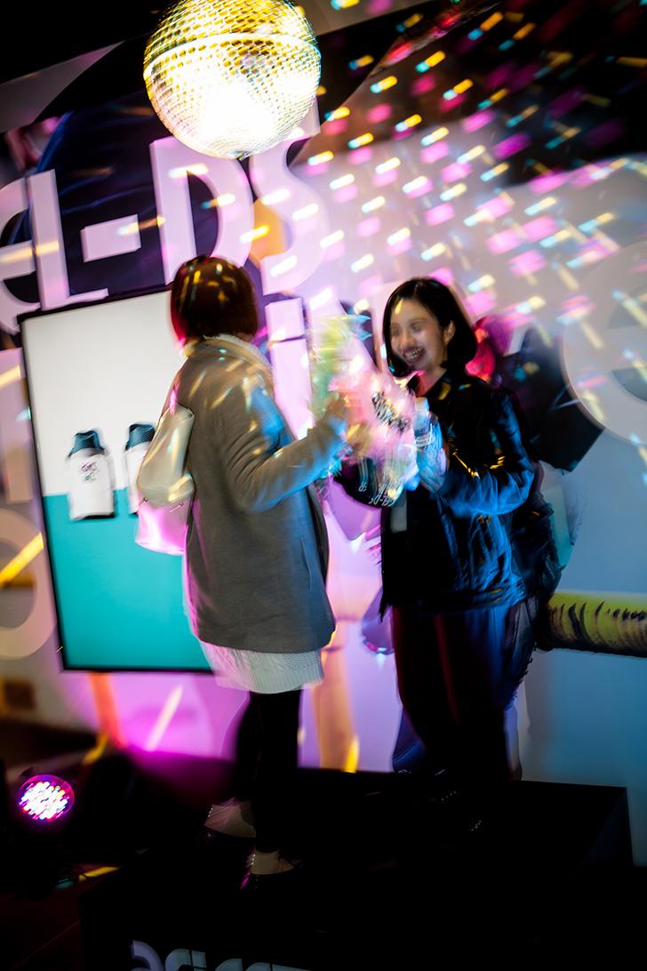 Photo08 - アシックスタイガーは、GEL-DS TRAINER OG発売記念イベントをアシックスタイガー大阪心斎橋で開催