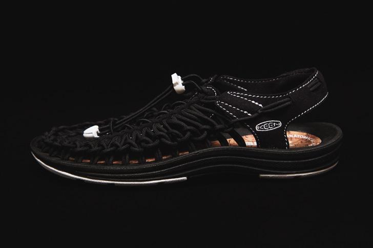 """Photo02 - キーンから、通称""""オープンエアスニーカー""""と呼ばれるUNEEKのmita sneakersコラボレーションモデルが登場"""