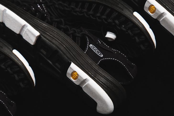 """Photo08 - キーンから、通称""""オープンエアスニーカー""""と呼ばれるUNEEKのmita sneakersコラボレーションモデルが登場"""