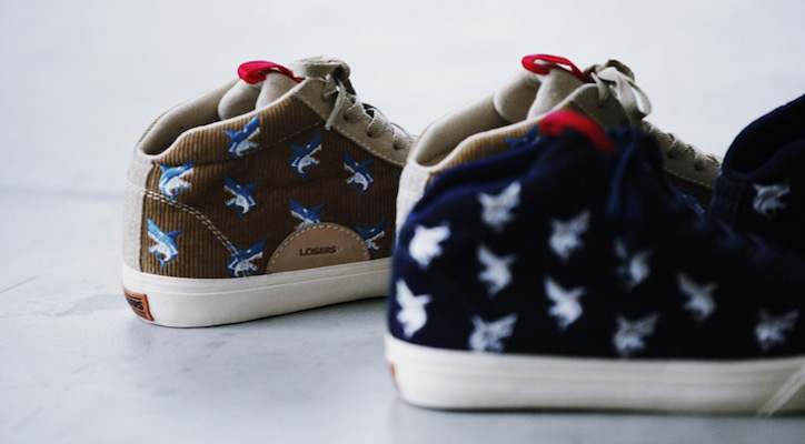 LOSERS 2013 Fall and Winter Collection -First Look-