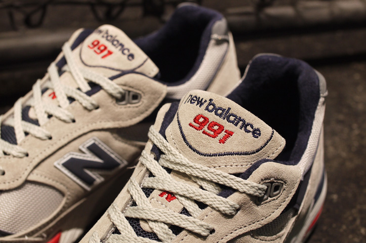 "Photo05 - new balance M991UK ""made in ENGLAND"" ""LIMITED EDITION"""