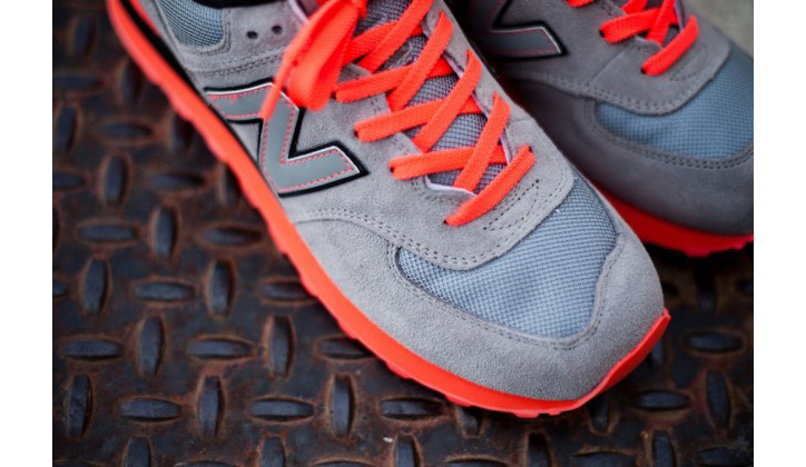 "Photo03 - New Balance 574 ""Infrared"""