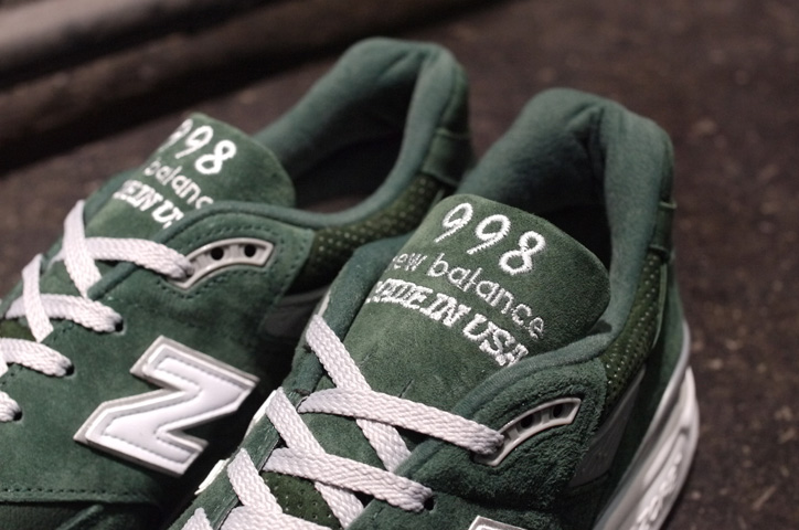 "Photo04 - new balance M998 ""made in U.S.A."" ""LIMITED EDITION for mita sneakers / OSHMAN'S"""