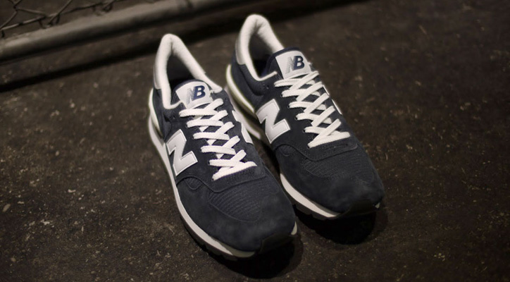 """new balance M990 """"made in U.S.A."""" """"LIMITED EDITION"""""""