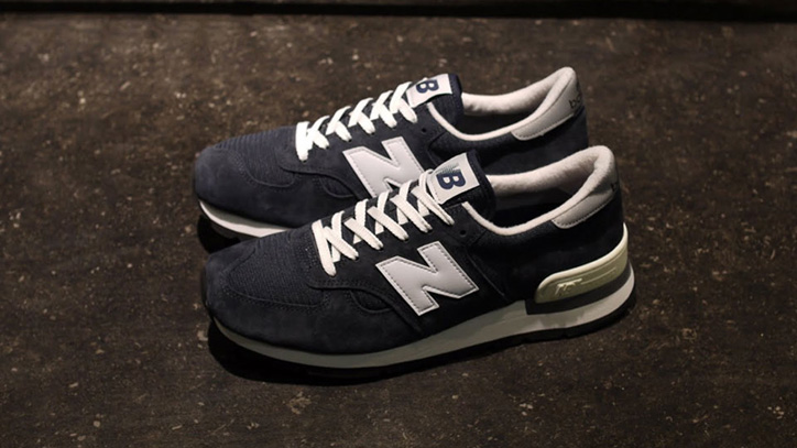 """Photo02 - new balance M990 """"made in U.S.A."""" """"LIMITED EDITION"""""""