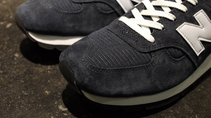 """Photo03 - new balance M990 """"made in U.S.A."""" """"LIMITED EDITION"""""""