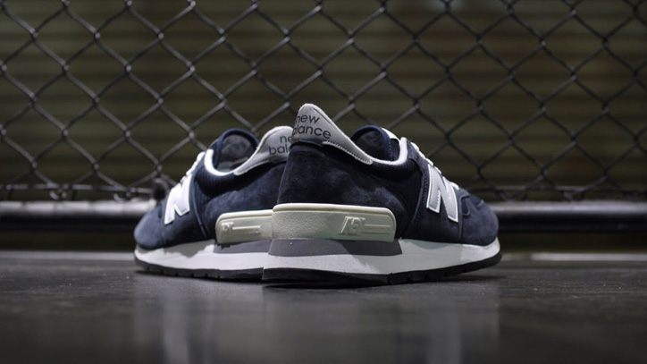 """Photo06 - new balance M990 """"made in U.S.A."""" """"LIMITED EDITION"""""""