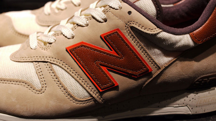 "Photo09 - new balance M1300CL ""made in U.S.A. ""が日本国内2店舗限定で発売"