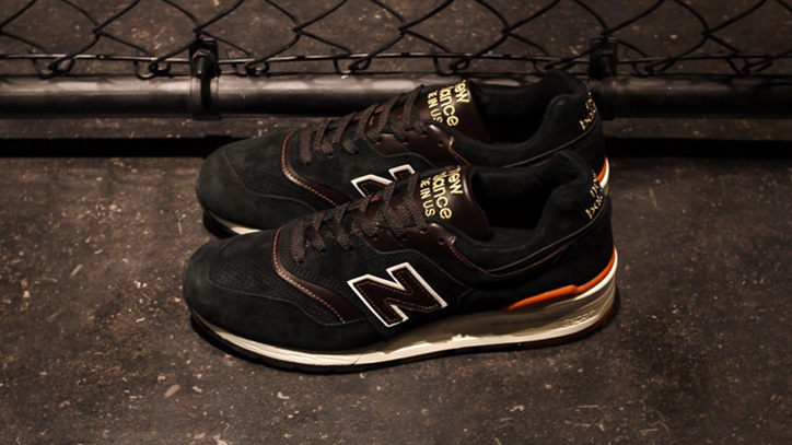 "Photo04 - new balance ""GREAT AMERICAN NOVELS"" ""made in U.S.A."" の先行予約が開始"