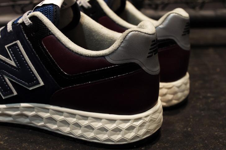 Photo06 - ニューバランスから、最新ソールユニットFRESH FOAMを搭載したmita sneakersのコラボモデルMFL574
