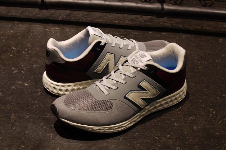 "Photo01 - ニューバランスは、mita sneakersが提案するキーアカウント限定モデルMFL574 ""History Gradation""を発売"