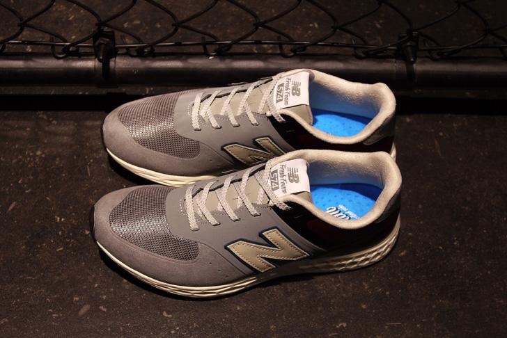 "Photo02 - ニューバランスは、mita sneakersが提案するキーアカウント限定モデルMFL574 ""History Gradation""を発売"