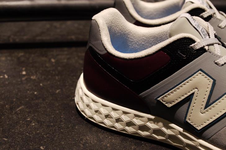 "Photo06 - ニューバランスは、mita sneakersが提案するキーアカウント限定モデルMFL574 ""History Gradation""を発売"