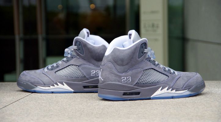 Photo03 - NIKE AIR JORDAN 5 RETRO WOLF GREY