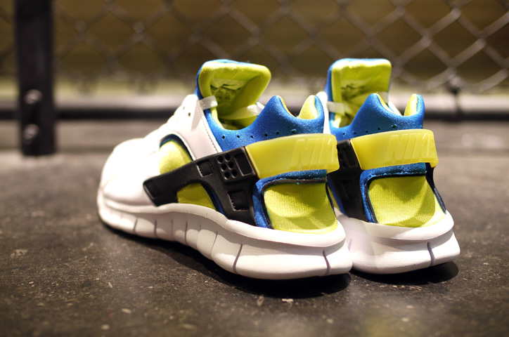 "Photo05 - NIKE HUARACHE FREE RUN ""LIMITED EDITION for EX"""