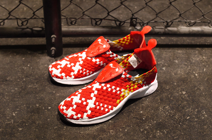 "Photo02 - NIKE AIR WOVEN ""LIMITED EDITION for NONFUTURE"""