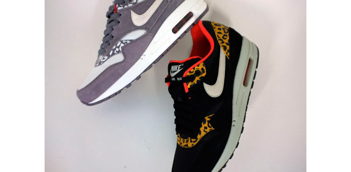 Photo01 - Nike Air Max 1 Leopard Pack Fall 2012