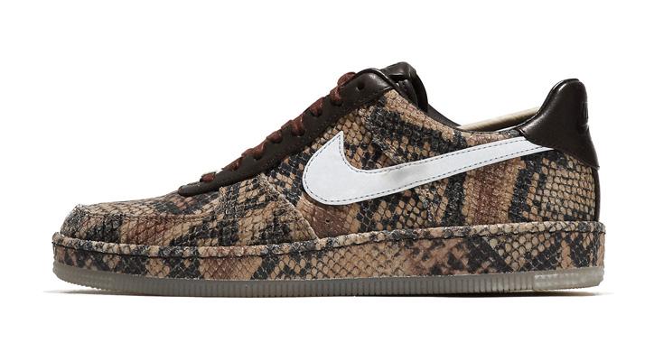 "Photo01 - Nike Air Force 1 XXX ""Downtown"" Python"