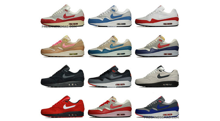 Photo01 - NIKE AIR MAX 1 – SPRING 2013 | PREVIEW