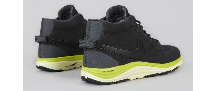 Photo03 - NIKE SB LUNAR BRAATA MID OMS ANTHRACITE/BLACK-ATOMIC GREEN