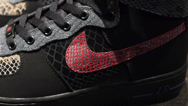 Photo09 - NIKE AIR FORCE 1 「YEAR OF THE SNAKE COLLECTION」