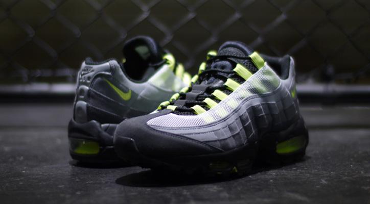 "Photo01 - NIKE AIR MAX 95 PROTOTYPE ""mita sneakers"" ウェブ販売開始"