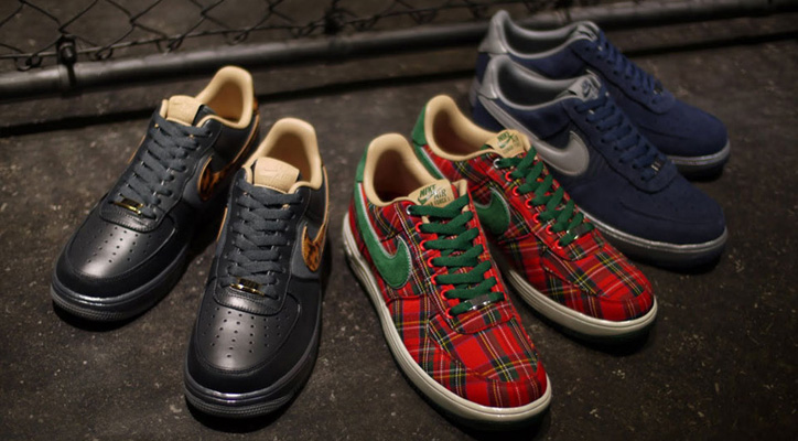 "NIKE LUNAR FORCE I CITY QS ""CITY COLLECTION"""