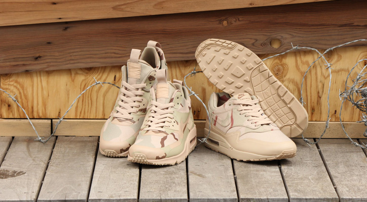 Photo01 - NIKE AIR MAX 90 SNEAKERBOOT / AIR MAXIM 1がゲリラリリース