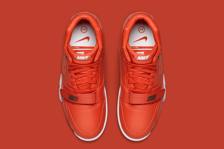 Photo01 - 2015年初夏のテニスの大会を記念して、NikeLabはフラグメントデザインの藤原ヒロシ氏とのコラボレーションモデルを発売