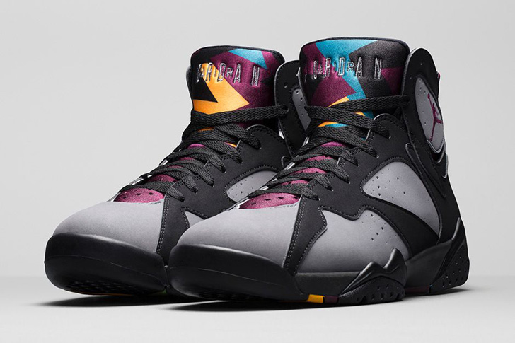 "Photo01 - ナイキからAIR JORDAN 7 RETRO ""BORDEAUX""が登場"