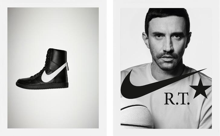 Photo02 - NikeLabは、リカルド・ティッシとのコラボモデルDUNK LUX HIGH x RTを発売
