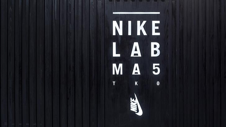 Photo01 - ナイキは、世界で7店舗目となるNIKELAB MA5を東京・南青山にオープン