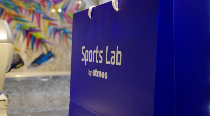 Sports Lab by atmosが新宿にオープン