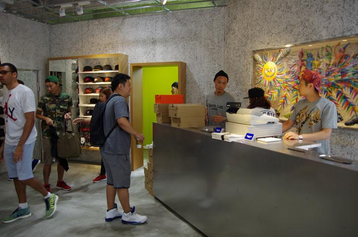 Photo05 - Sports Lab by atmosが新宿にオープン
