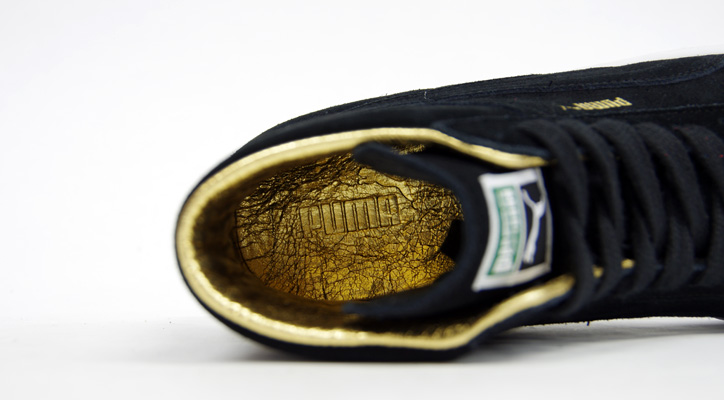 "Photo03 - Puma THE GOLD CLASSIC PACK ""LIMITED EDITION for The LIST"""