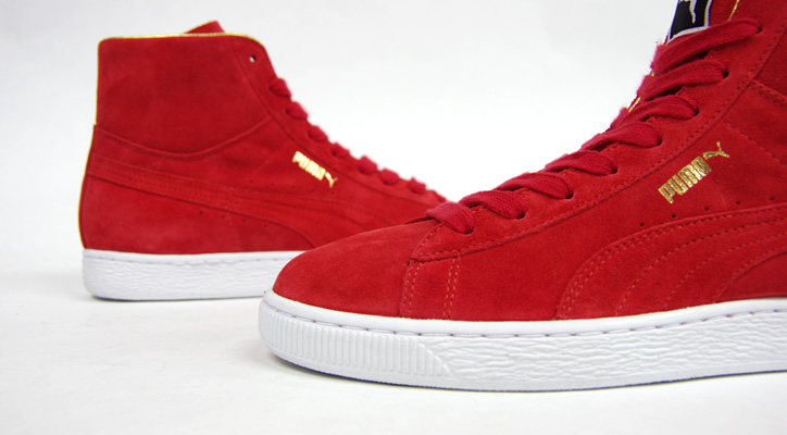 "Photo10 - Puma THE GOLD CLASSIC PACK ""LIMITED EDITION for The LIST"""