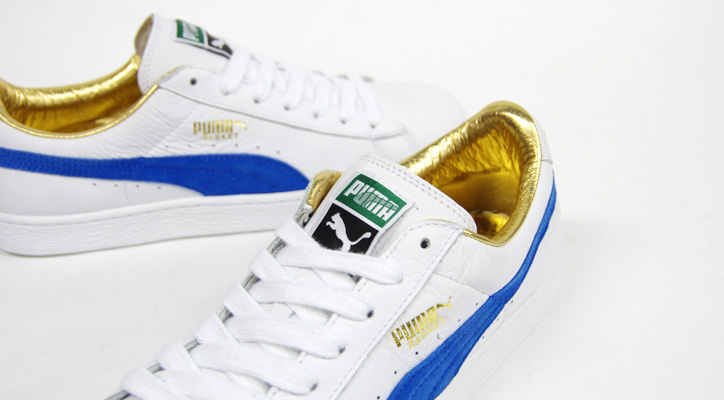 "Photo16 - Puma THE GOLD CLASSIC PACK ""LIMITED EDITION for The LIST"""