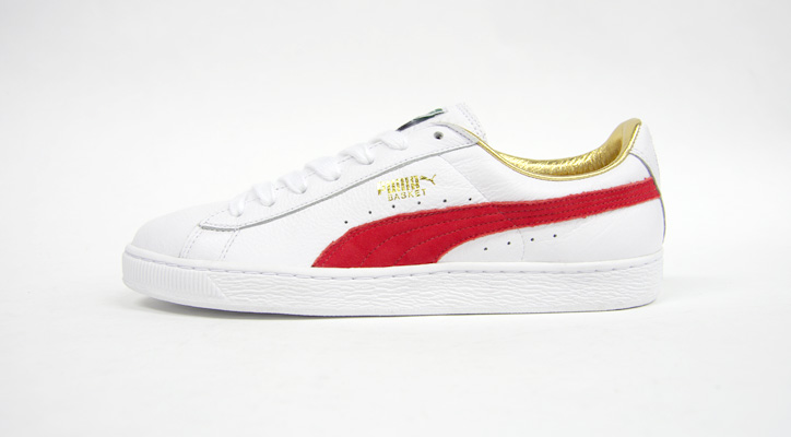 "Photo17 - Puma THE GOLD CLASSIC PACK ""LIMITED EDITION for The LIST"""