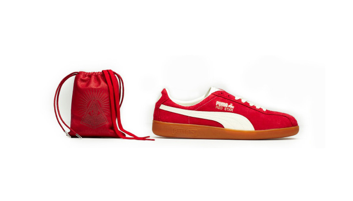 Photo02 - PUMA Shadow Society 2012 Fall/Winter Red Star and Blue Star