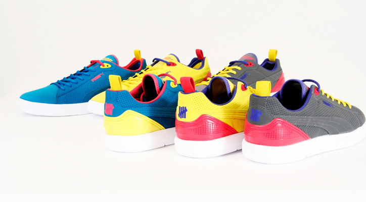 Photo01 - UNDEFEATED x Puma Future Clyde Lite