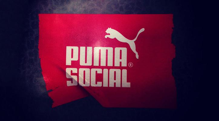 PUMA SOCIAL ANIMAL PACK CAMPAIGN