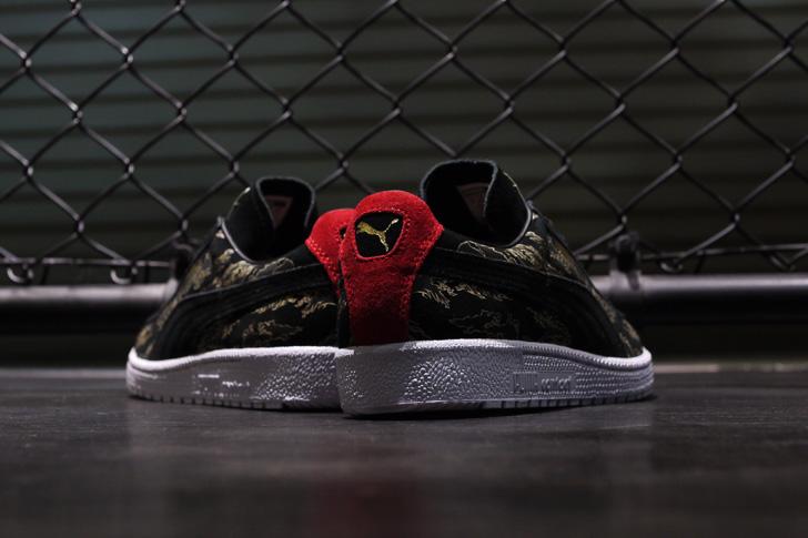 "Photo15 - プーマから、mita sneakersとSBTGがタッグを組み完成したコラボモデルCLYDE CONTACT ""First Contact""が登場"