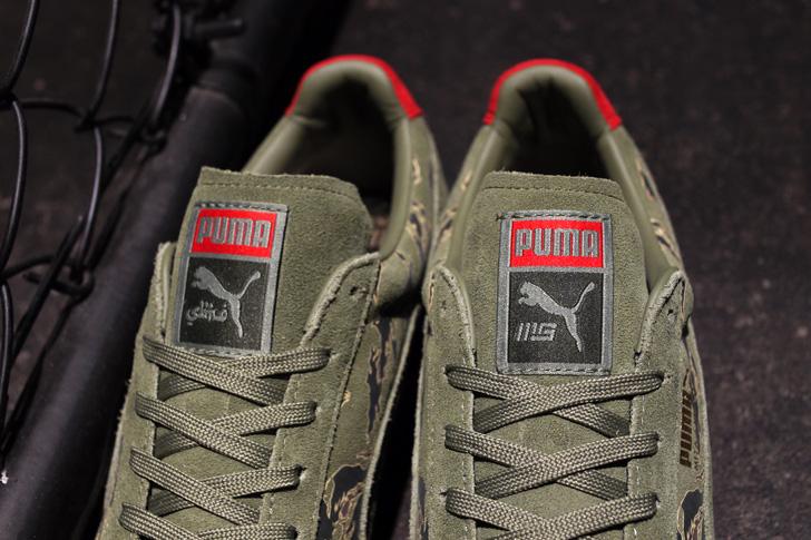 "Photo17 - プーマから、mita sneakersとSBTGがタッグを組み完成したコラボモデルCLYDE CONTACT ""First Contact""が登場"