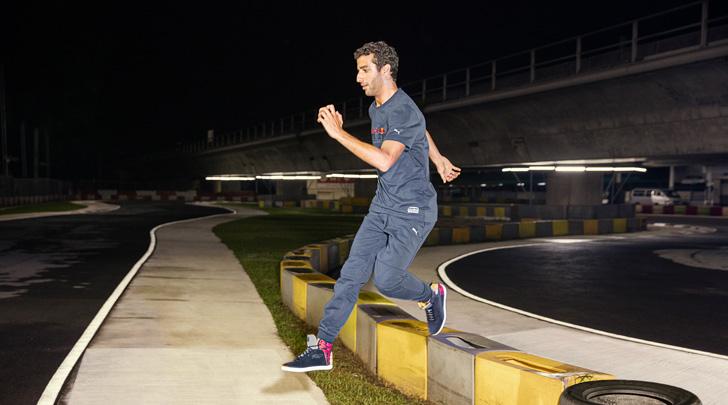 Photo09 - レッドブル・レーシングとプーマが印象的な新チームキットを発表