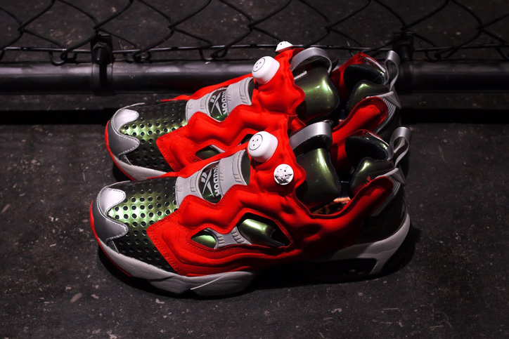 "Photo07 - Reebok INSTA PUMP FURY OG ""攻殻機動隊 ARISE"" が発売"