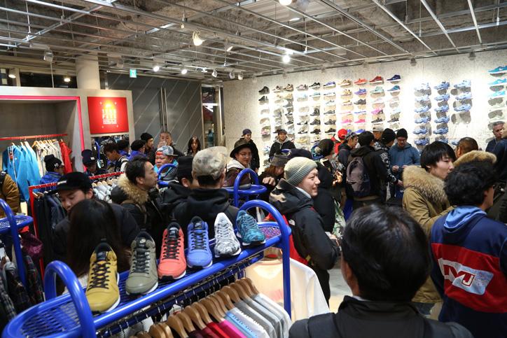 Photo03 - Packer shoes x STASH x Reebok INSTA PUMP FURY LAUNCH PARTY Recap