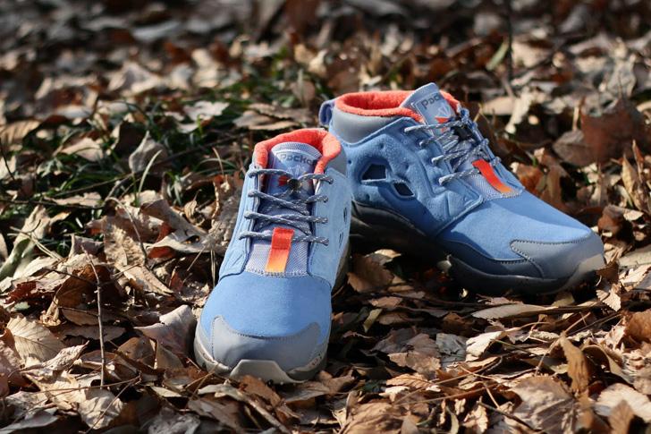 Photo03 - リーボックから、Packer ShoesとのコラボレーションモデルFURYLITE CHUKKAが登場