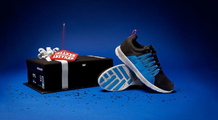 """Photo01 - Sneaker Freaker x SUPRA OWEN GT """"Blue Balls"""""""